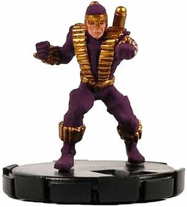 Marvel Heroclix Single Figure #014 Trapster
