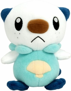 Pokemon TOMY 8 Inch Basic Plush Oshawott