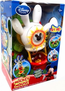Disney Mickey Mouse Clubhouse Exclusive Light-Up Playset Mickeys Hot Air Balloon