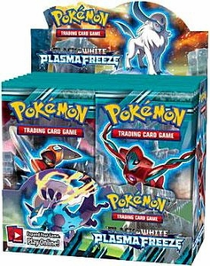 Pokemon Plasma Freeze (BW9) Booster BOX [36 Packs]