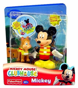 Disney Mickey Mouse Clubhouse Mickey with Dog