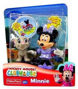Disney Mickey Mouse Clubhouse Minnie with Elephant