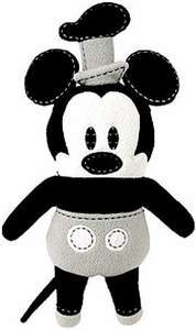 Disney Pook-a-Looz Plush Doll Mickey Mouse [Black & White]