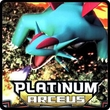 Pokemon Single Cards Platinum Series Arceus