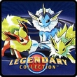 Pokemon Single Cards Legendary SeriesLegendary Collection