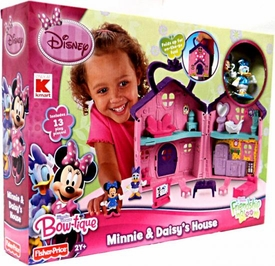 Disney Mickey Mouse Clubhouse Fisher-Price Exclusive Minnie & Daisy's House