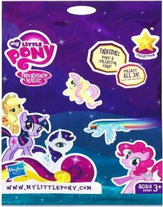 My Little Pony 2 Inch PVC Figure Series 5 Mystery Pack
