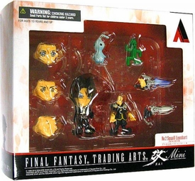 Final Fantasy Trading Arts Kai Mini 3 Inch Figure Squall