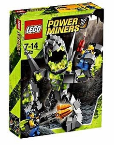 LEGO Power Miners Set #8962 Crystal King
