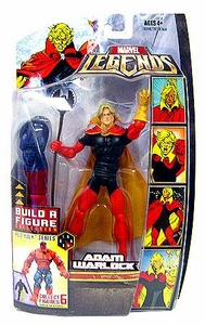 Marvel Legends Exclusive Red Hulk Build-A-Figure Wave Action Figure Adam Warlock