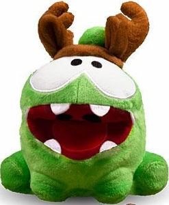 Cut The Rope 5 Inch Pose-N-Play Plush Antlers