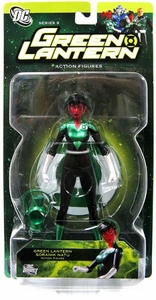 DC Direct Green Lantern Series 5 Action Figure Soranik Natu [Green Lantern]