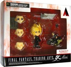 Final Fantasy Trading Arts Kai Mini 3 Inch Figure Cloud