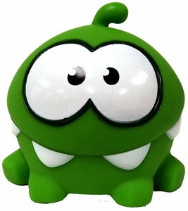 Cut The Rope 3 Inch Mini Figure Om Nom Happy