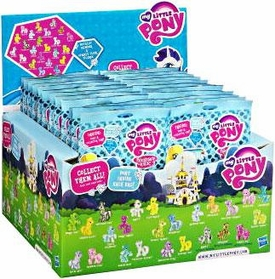 My Little Pony 2 Inch PVC Figure Series 3 Mystery Box [24 Packs]