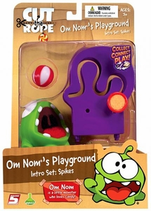 Cut The Rope Playground Intro Set Spikes