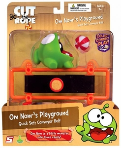 Cut The Rope Playground Quick Set Conveyer Belt