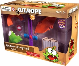Cut The Rope Playground Mega Set