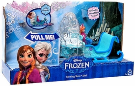 Disney Frozen Swirling Snow Sled [Includes Anna Figure]