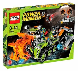 LEGO Power Miners Set #8961 Crystal Sweeper