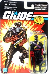 Hasbro GI Joe 2012 Subscription Exclusive Action Figure Iron Klaw