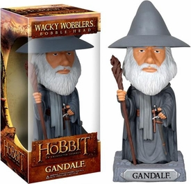 Funko Hobbit: Unexpected Journey Movie Wacky Wobbler Bobble Head Gandalf