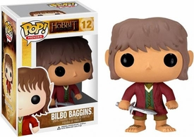 Funko POP! Hobbit: Unexpected Journey Vinyl Figure Bilbo