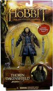 Hobbit: Unexpected Journey 6 Inch Collector Action Figure Thorin Oakenshield