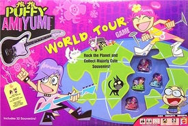 Hi Hi Puffy Ami Yumi Board Game World Tour BLOWOUT SALE!