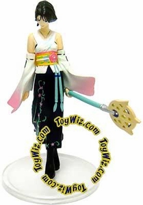Final Fantasy Character Figures Trading Art PVC's Vol. 1 Yuna Full Color Version