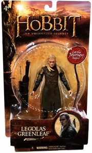 Hobbit: Unexpected Journey 6 Inch Collector Action Figure Legolas Greenleaf