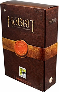 Hobbit: Unexpected Journey 2012 SDCC San Diego Comic Con Exclusive Action Figure Invisible Bilbo