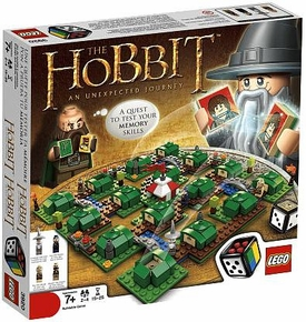 LEGO Board Game #3920 The Hobbit an Unexpected Journey