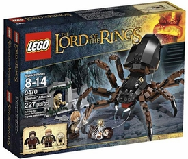 LEGO Lord of the Rings Set #9470 Shelob Attacks