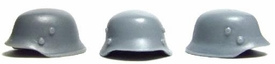 Amazing Armory AMA WWII German Helmet 2-Pack GRAY