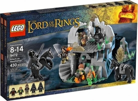 LEGO Lord of the Rings Set #9472 Attack on Weathertop