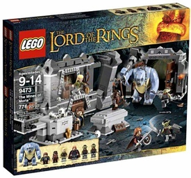 LEGO Lord of the Rings Set #9473 Mines of Moria