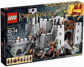 LEGO Lord of the Rings Set #9474 Battle of Helm's Deep