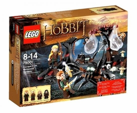 LEGO Hobbit Set #79001 Escape from Mirkwood Spiders