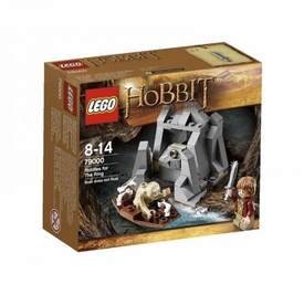 LEGO Hobbit Set #79000 Riddles for the Ring