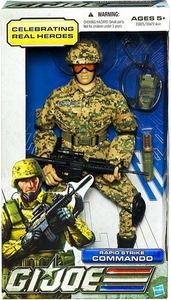 GI Joe Real American Hero 12 Inch Action Figure Rapid Strike Commando