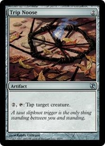 Magic the Gathering Duel Decks: Elspeth vs. Tezzeret Single Card Uncommon #65 Trip Noose