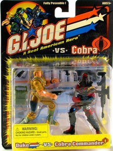 G. I. JOE Hasbro A Real American Hero 3 3/4