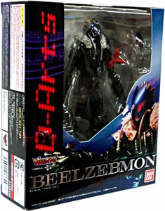 Digimon D-Arts 5 Inch Action Figure Beelzebmon