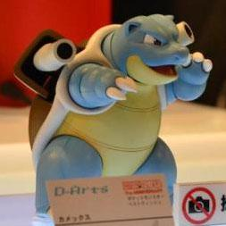 Pokemon D-Arts 6 Inch Action Figure Blastoise Pre-Order ships March