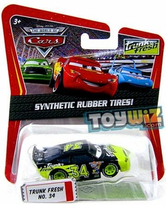 Disney / Pixar CARS Movie Exclusive 1:55 Die Cast Car with Synthetic Rubber Tires Trunk Fresh
