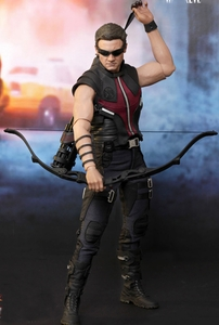 Avengers Hot Toys Movie 1/6 Scale Collectible Figure Hawkeye