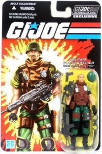 Hasbro GI Joe 2012 Subscription Exclusive Action Figure Sure Fire