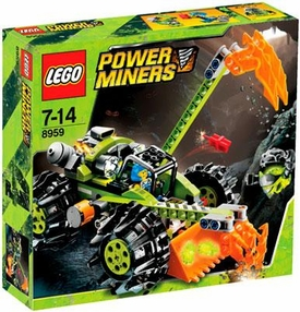 LEGO Power Miners Set #8959 Claw Digger