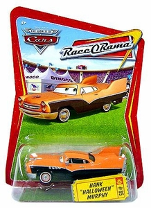 Disney / Pixar CARS Movie 1:55 Die Cast Car Series 4 Race-O-Rama Hank